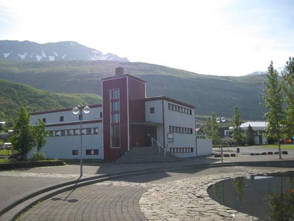 Sundhöll Seyðisfjarðar